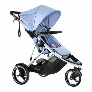 phil-teds-dash-stylish-lightweight-stroller-in-blue-marl-3-4-view-1024x1024
